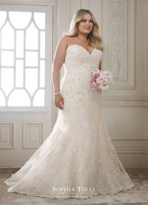 Wedding Dresses by Sophia Tolli | 2018 Gown Styles
