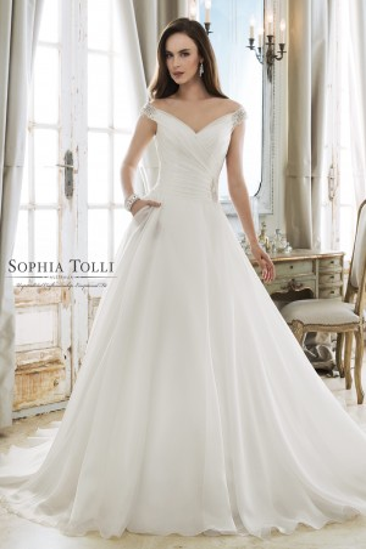 Sophia Tolli - Dress Style Y11873 Ceres