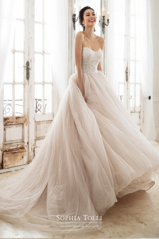 Sophia Tolli - Dress Style Y11880ZB Zephyra