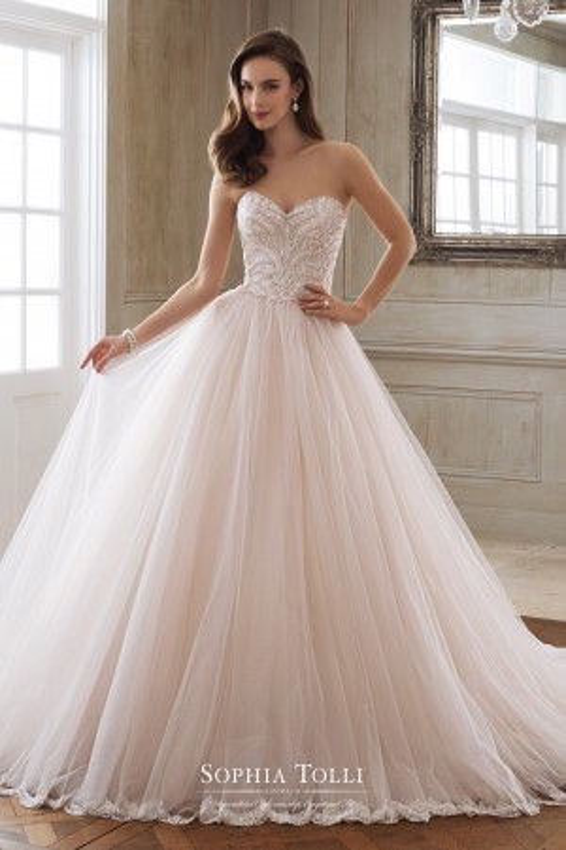 Sophia Tolli - Dress Style Y11891 Aella