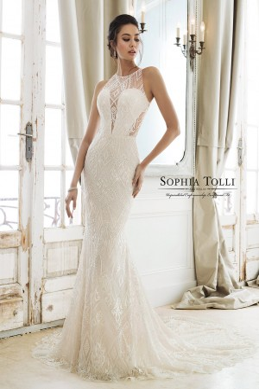 Sophia Tolli - Dress Style Y11895A Zena