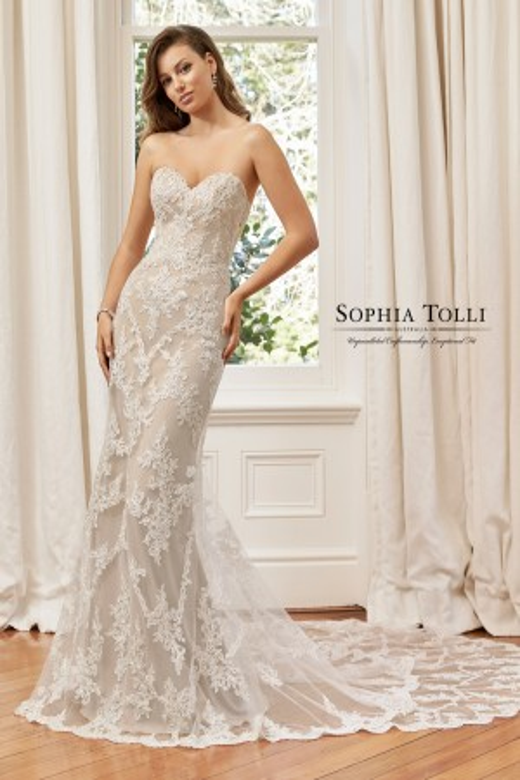 Sophia Tolli - Dress Style Y11946F Bridget