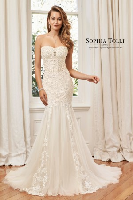 Sophia Tolli - Dress Style Y11960 Indira