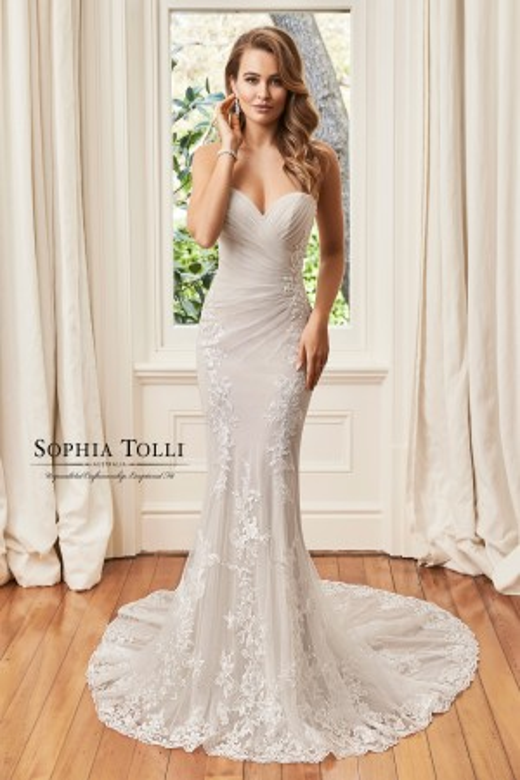 Sophia Tolli - Dress Style Y11966 Aleena
