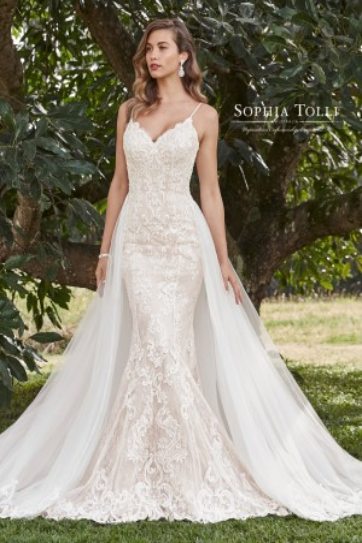 Sophia Tolli - Dress Style Y11967FLB Charlee