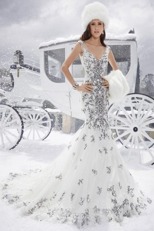 Sophia Tolli Y21507 Alex Wedding Dress