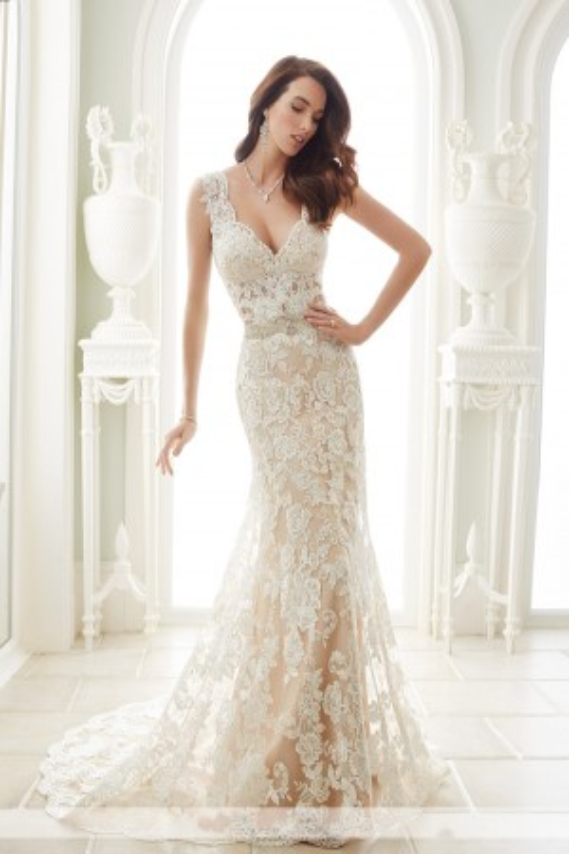 Sophia Tolli Y21656 Fellini Wedding Dress