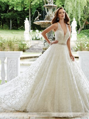 Sophia Tolli Y21675 Amira Wedding Dress