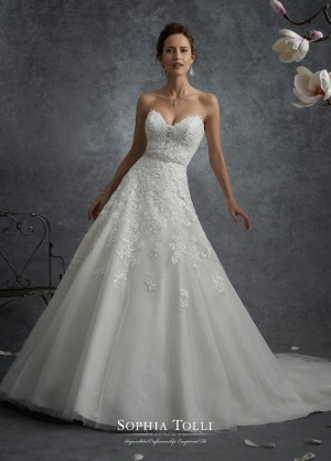 Sophia Tolli Y21750 Orion Wedding Dress