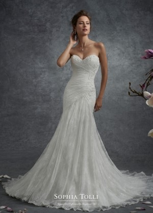 Sophia Tolli Y21754 Alamak Wedding Dress