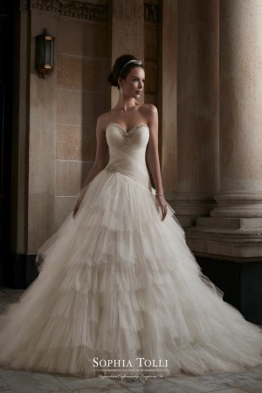 Sophia Tolli Y21760 Venus Wedding Dress