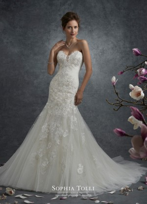Sophia Tolli Y21763 Andromeda Wedding Dress