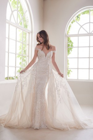 Sophia Tolli - Dress Style Y21810A Diamond