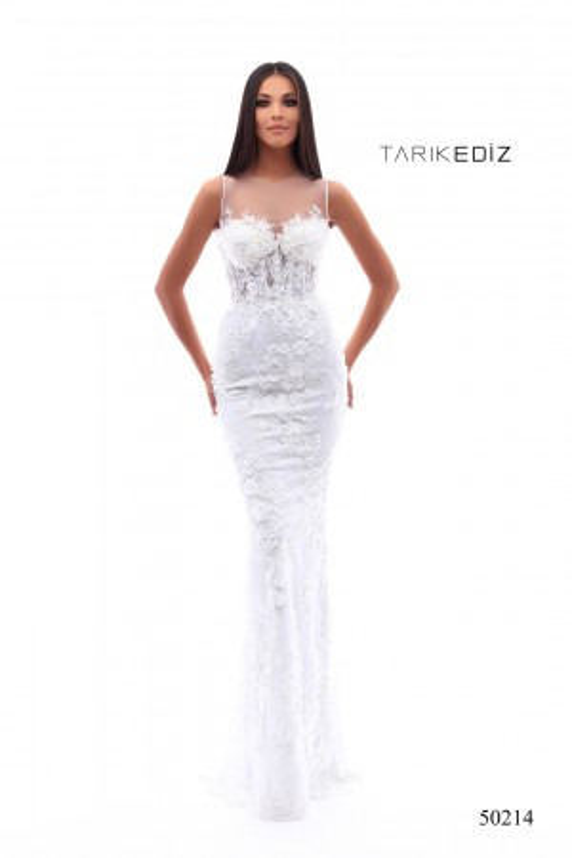Tarik Ediz - Dress Style 50214