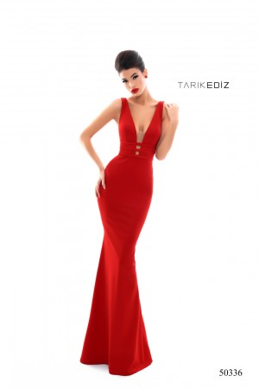 Tarik Ediz - Dress Style 50336