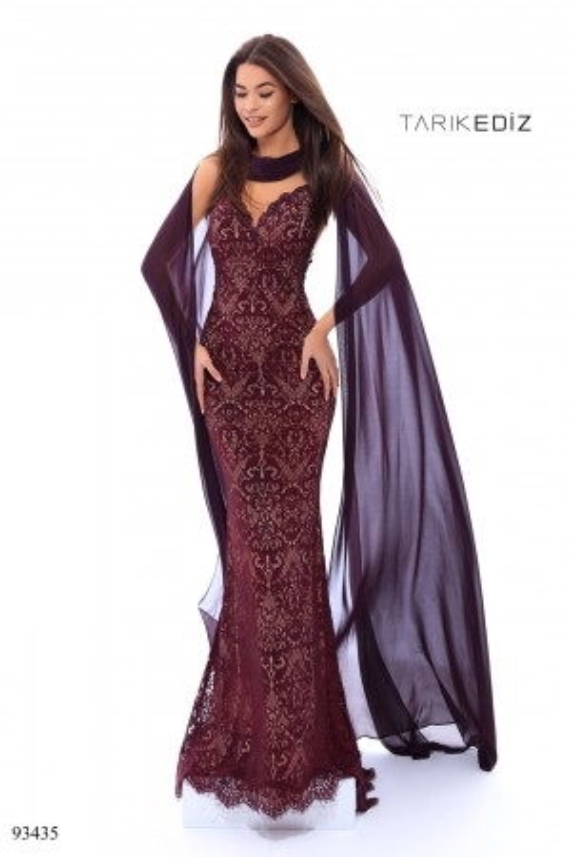 Tarik Ediz - Dress Style 93435