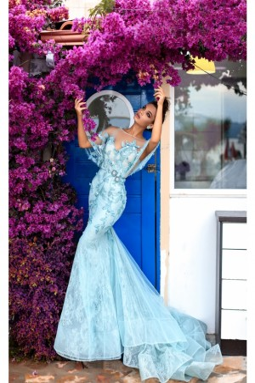 Tarik Ediz - Dress Style 93694