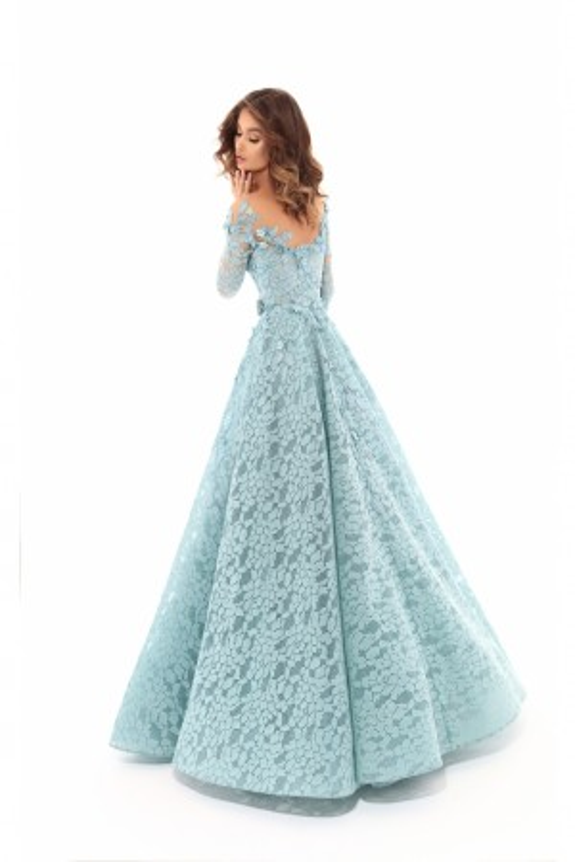 Tarik Ediz - Dress Style 93722