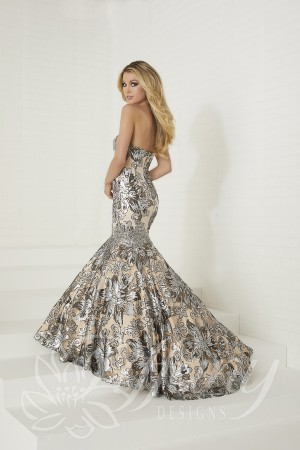 Tiffany Designs - Dress Style 16260
