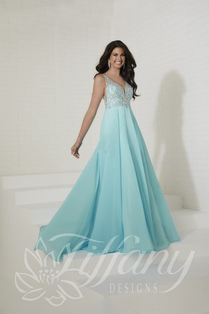 Tiffany Designs - Dress Style 16265