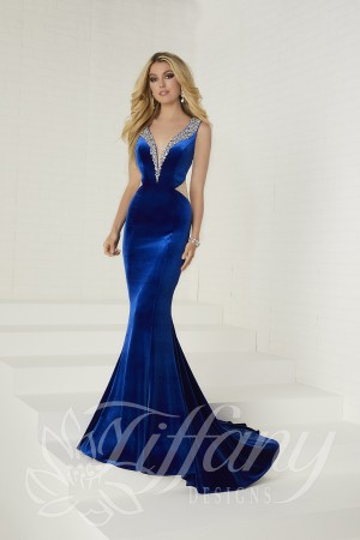 Tiffany Designs - Dress Style 16268