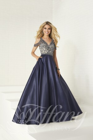 Tiffany Designs - Dress Style 16283