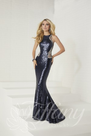Tiffany Designs - Dress Style 16284