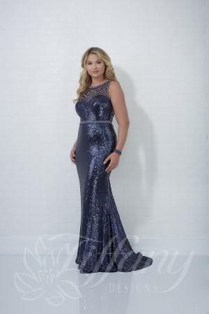 Tiffany Designs - Dress Style 16317