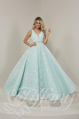 Tiffany Designs - Dress Style 16325