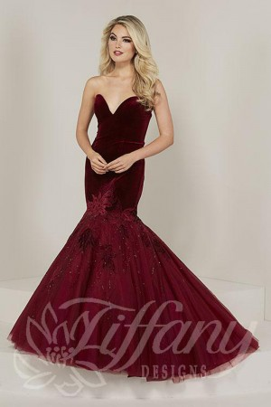 Tiffany Designs - Dress Style 16330
