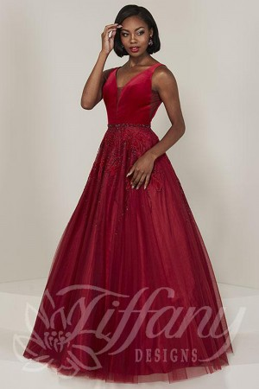Tiffany Designs - Dress Style 16342