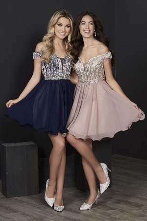 Tiffany Homecoming - Dress Style 27201