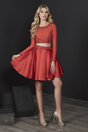Tiffany Homecoming - Dress Style 27215