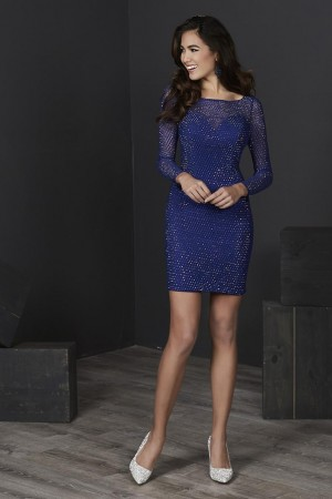 Tiffany Homecoming - Dress Style 27225