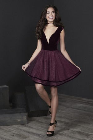 Tiffany Homecoming - Dress Style 27228