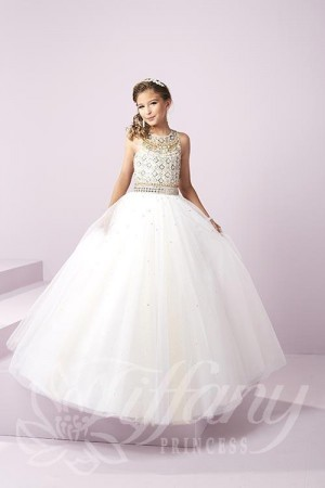 Tiffany Princess 13480 Pageant Dress