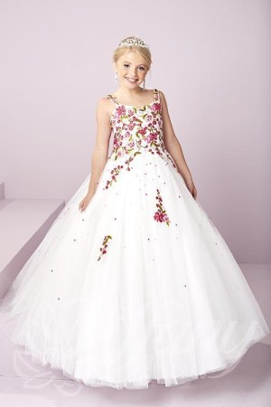 Tiffany Princess 13481 Pageant Dress