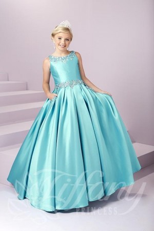 Tiffany Princess 13485 Pageant Dress