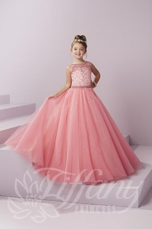 Tiffany Princess 13486 Pageant Dress