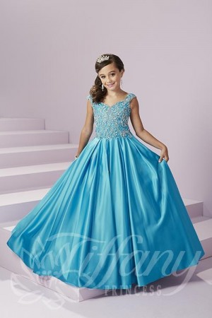 Tiffany Princess 13490 Pageant Dress