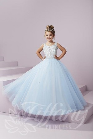 Tiffany Princess 13494 Pageant Dress