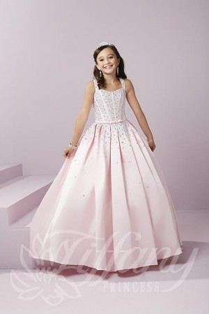 Tiffany Princess 13495 Pageant Dress