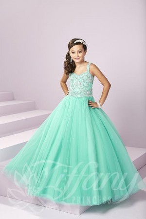 Tiffany Princess 13498 Pageant Dress