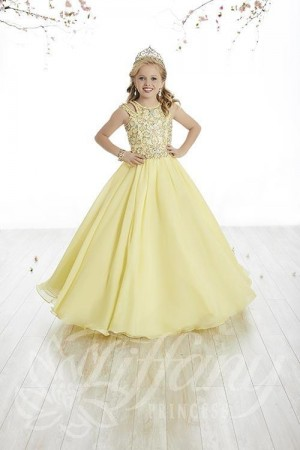 Tiffany Princess 13500 Pageant Dress