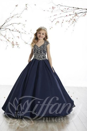 Tiffany Princess 13502 Pageant Dress