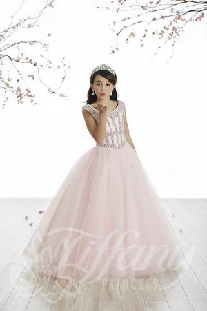 Tiffany Princess 13503 Pageant Dress