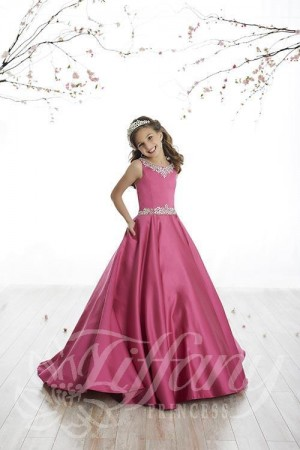 Tiffany Princess 13506 Pageant Dress