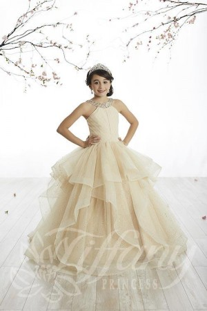 Tiffany Princess 13508 Pageant Dress