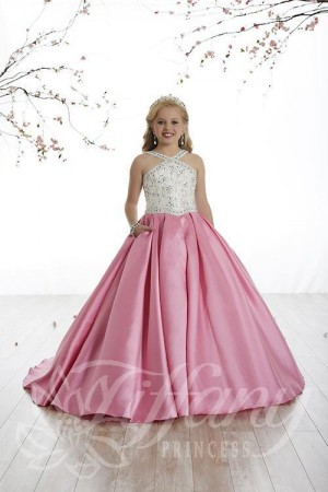 Tiffany Princess 13509 Pageant Dress
