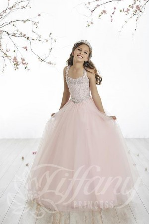 Tiffany Princess 13512 Pageant Dress